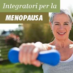 Integratori per la Menopausa Benefici e Proprietà