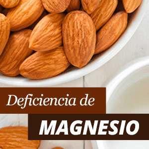 Deficiencia del Magnesio