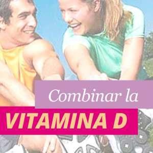 Combinar la Vitamina D